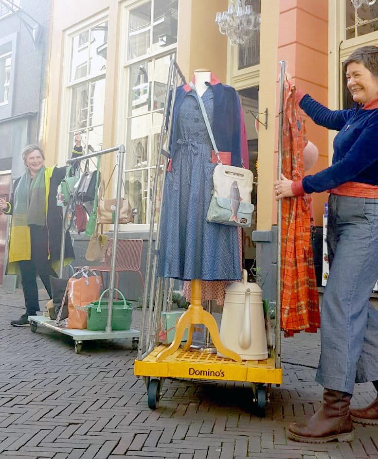 Tijdelijk gratis bezorging in Deventer