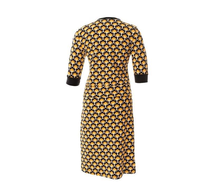 Mooi Vrolijk - dress zipper - retro design