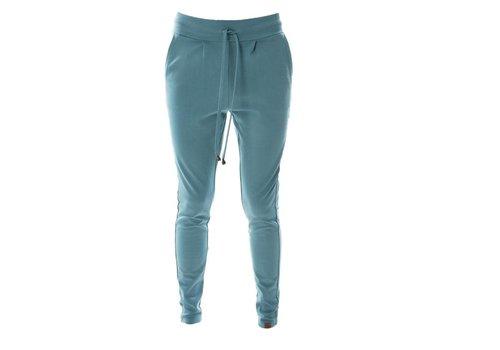 Mooi Vrolijk Mooi Vrolijk - trousers relax - basic middenblauw