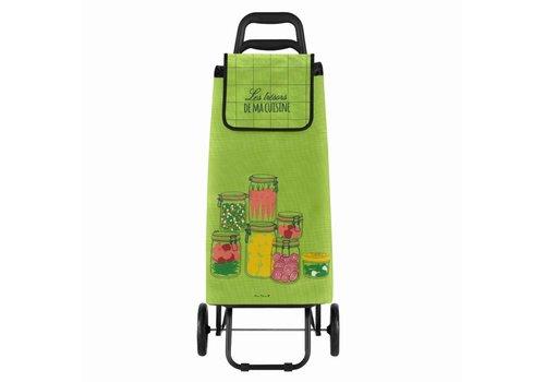 Derriere la porte Derriere la porte - trolley - les tresors