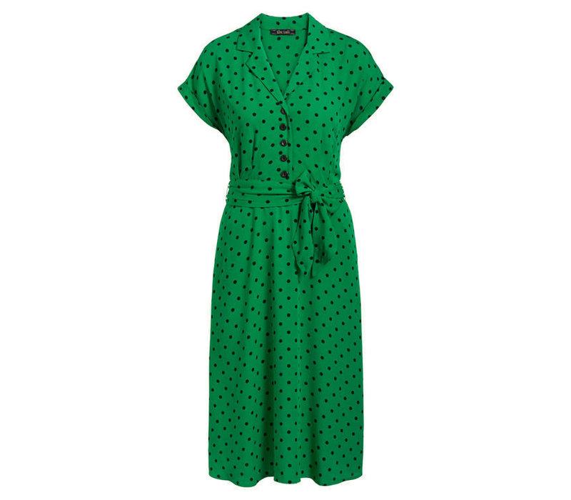 King louie - darcy dress pablo - very green