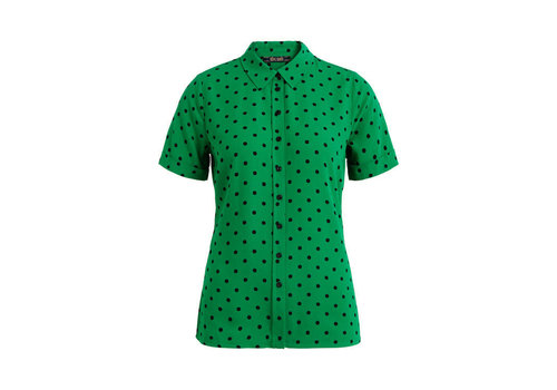 King Louie King louie - rosie blouse pablo - very green