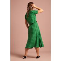 King louie - rosie blouse pablo - very green