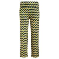 King louie - border pants namaste - spar green