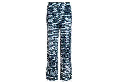 King Louie King louie - ethel pants papillon - bay blue