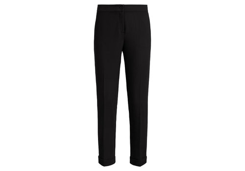 King Louie King louie - ann pants woven crepe - black