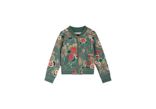 Petit Louie Petit louie - baseball jacket miyako - spar green