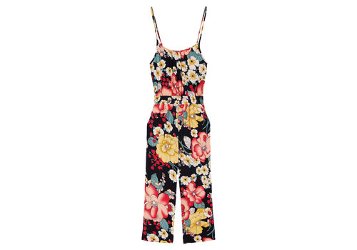 Petit Louie Petit louie - pepper jumpsuit carioca - black
