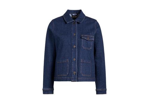 King Louie King louie - ellen jacket organic denim - blue