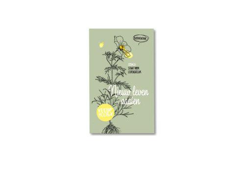Veer & Moon Veer & Moon - bloemzaadjes - nieuw leven zaaien
