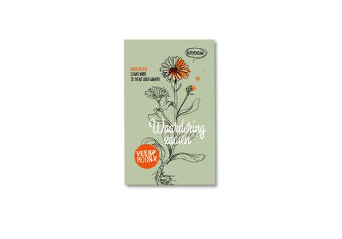 Veer & Moon Veer & Moon - bloemzaadjes - waardering zaaien