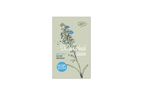 Veer & Moon Veer & Moon - bloemzaadjes - dankbaarheid zaaien