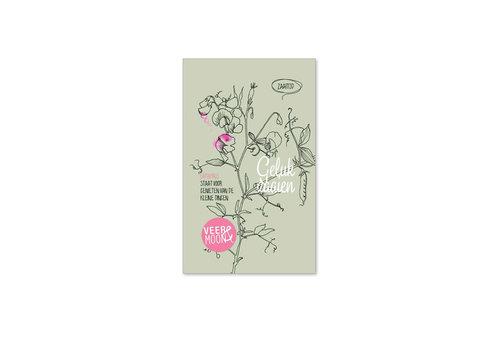 Veer & Moon Veer & Moon - bloemzaadjes - geluk zaaien