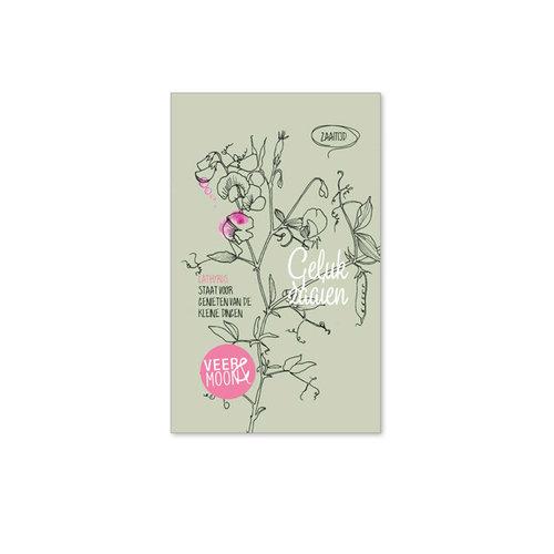 Veer & Moon - bloemzaadjes - geluk zaaien