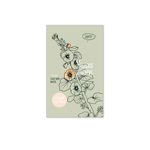 Veer & Moon - bloemzaadjes - succes zaaien