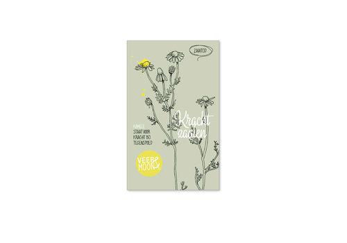 Veer & Moon Veer & Moon - bloemzaadjes - kracht zaaien