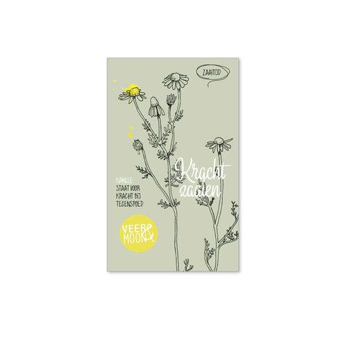 Veer & Moon - bloemzaadjes - kracht zaaien