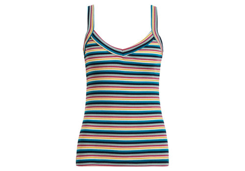 King Louie King louie - isa camisole daydream stripe - blue