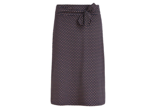 King Louie King louie - tie skirt diggity - blue