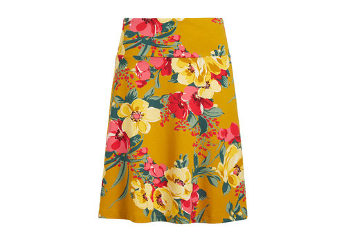 King Louie King louie - border skirt lavish - spice yellow