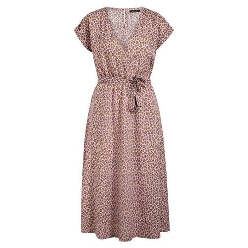 King louie - doris dress panthera - granny pink