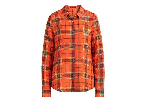 King Louie King louie - winnie blouse sinclair - spicy orange