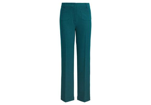 King Louie King louie - garbo pocket pant tuillerie - para green