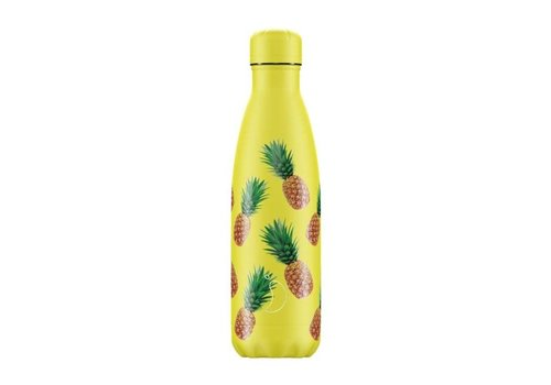 Chillys Chillys - thermosfles 500ml - pine -apple