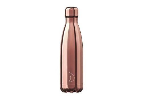 Chillys Chillys - thermosfles 500ml - rose gold