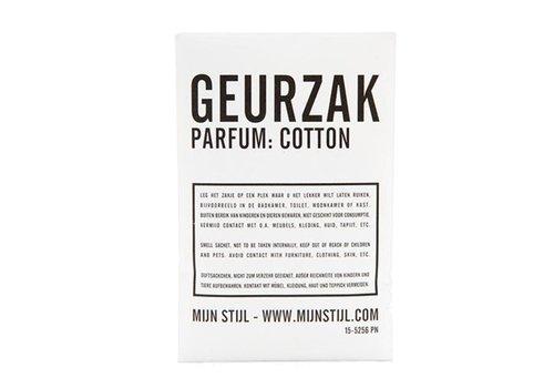Mijn stijl Mijn stijl - geurzakje - cotton