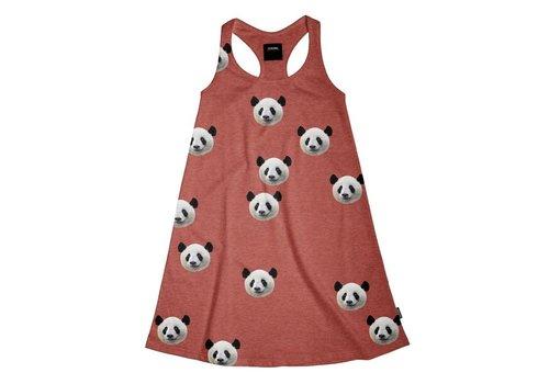 Snurk Snurk - tank dress kids - lazy panda