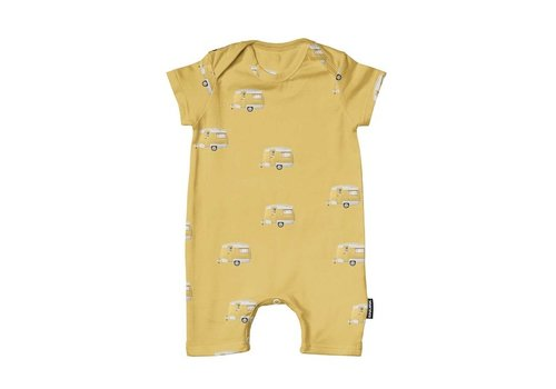Snurk Snurk - playsuit babies - camping life