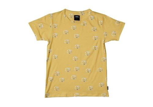 Snurk Snurk - t-shirt uni - camping life