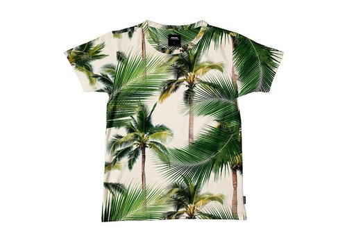 Snurk Snurk - t-shirt uni - palm beach