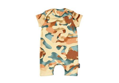 Snurk Snurk - playsuit babies - paper desert