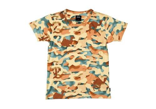 Snurk Snurk - t-shirt uni - paper desert