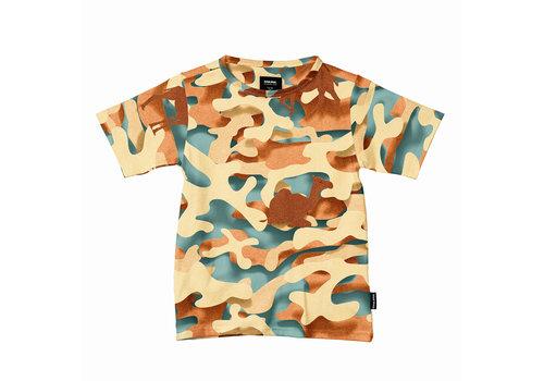Snurk Snurk - t-shirt kids - paper desert
