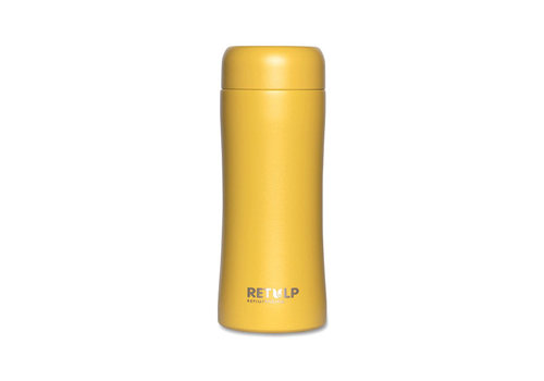 Retulp Retulp - thermosbeker - happy yellow (300ml)