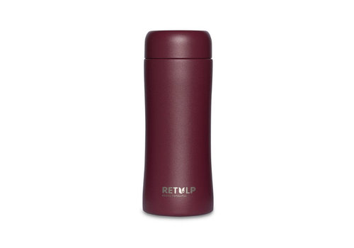 Retulp Retulp - thermosbeker - ruby red (300ml)