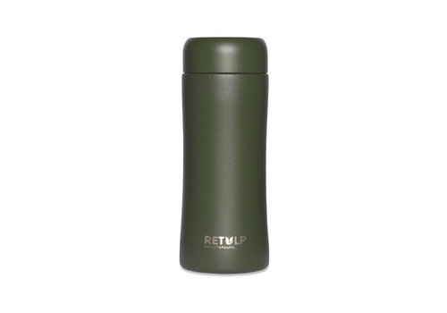 Retulp Retulp - thermosbeker - forest green (300ml)