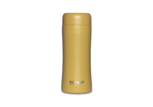Retulp Retulp - thermosbeker - oker yellow (300ml)
