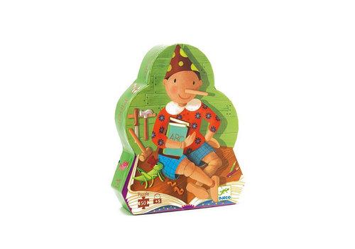 Djeco Djeco - puzzel - pinokkio (50 stukjes)