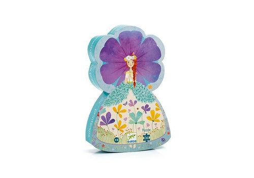 Djeco Djeco - puzzel - lenteprinses (36 stukjes)