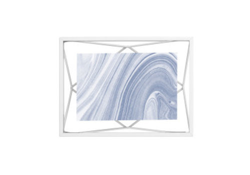 Umbra Umbra - fotolijst prisma - 10x15 - wit