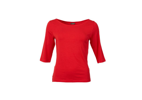 Froy & Dind Froy & dind - shirt lina - red