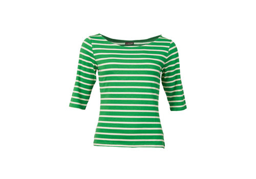 Froy & Dind Froy & dind - shirt lina - stripes green