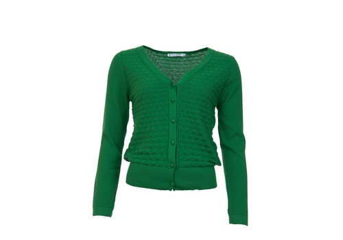 Froy & Dind Froy & dind - cardigan gerdy - green