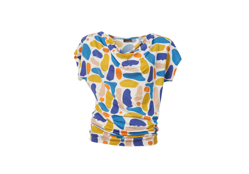 Froy & Dind Froy & dind - shirt mimi - summer barcelona
