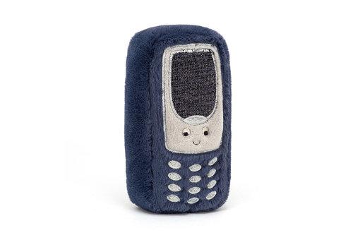 Jellycat Jellycat - knuffel wiggedy phone