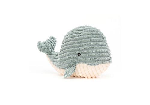Jellycat Jellycat - knuffel cordy roy - walvis (small)